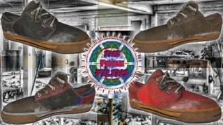 The Fizzle Filth Shoes