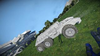 Thunder rover 2