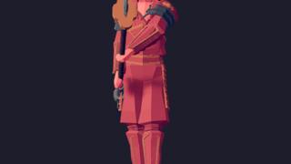 Heavy Armored Dynasty Warrior