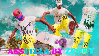 ASSPIZZA Clothing