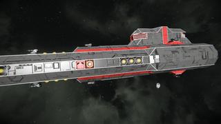 Gladius Class Light Frigate