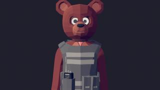 KILLER BEAR!!!