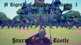 Journey to the Castle (Ch 3 of ALOE)