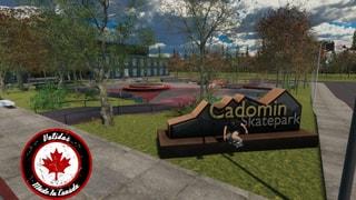 Cadomin Skatepark