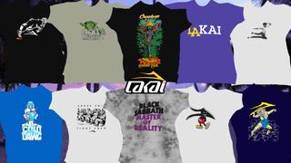 Lakai t-shirt pack (34)