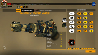 Pepega Hell Leadstorm 2x ammo