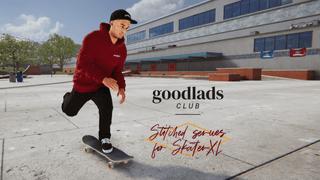 goodlads club - stitched series