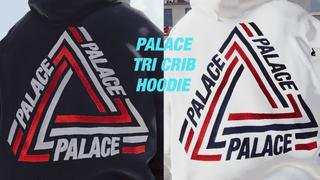 Palace Tri Crib Hoodie