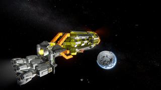 Havoc Industries Hydro Asteroid Miner