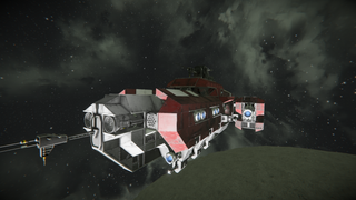 Modified Red Cruiser
