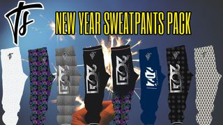 Total Steez New Year Sweatpants Pack