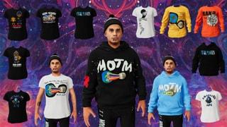 Kid Cudi MOTM3 Collection + Extras