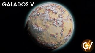 Planet Galados V