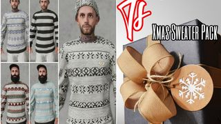 Total Steez Xmas Sweater Pack
