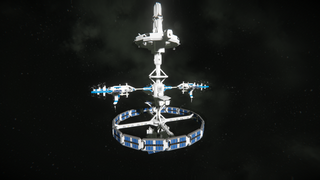 Watch Tower space station