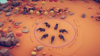 Defensive Mammoth Circle