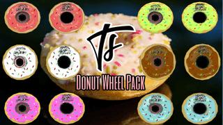 Total Steez Donut Wheel Pack