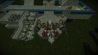 Private Shuttle - INCOPLETE