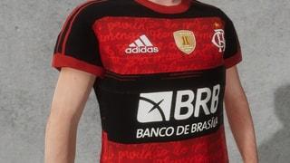 Uniforme Flamengo - Gabigol