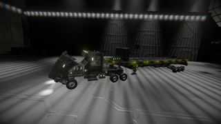 Flatbed rig
