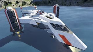 Vanguard Class Dropship