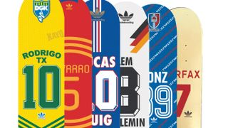 Adidas Skate Copa World Cup 2014 Deck Pack