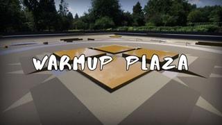 WarmUp Plaza by Bralunit