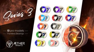 Aether Wheel Co. Series 3