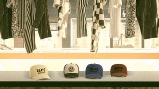 Bravo Hardware Trucker Hats