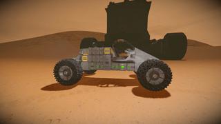 Skyfall Buggy Mark 2