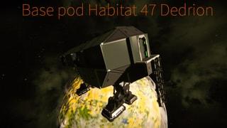 Base pod H47 dedrion
