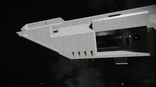 StarVerse Cruiser