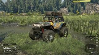 Jeep Wrangler Custom Bear