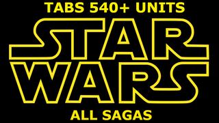 550 Units! | Star Wars All Sagas | +40 Units!