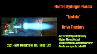 Electro-Hydro-Plasma Drive Thruster