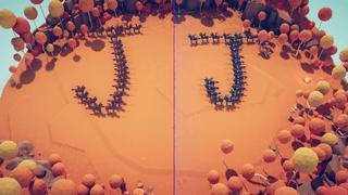 J for Jouster