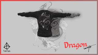 Thirteen Skateboards: Dragon Sweater