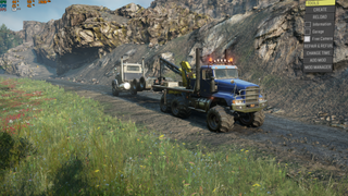 Freightliner  M916a1 Tow Truck