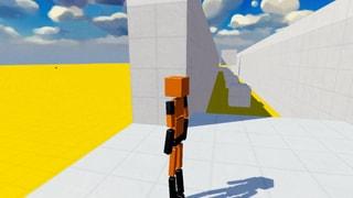 Jump Pad MiniGame