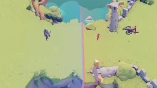 knight vs strong units