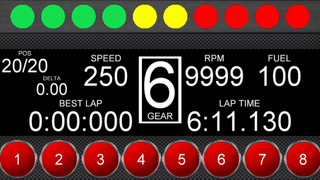R8 LMS Evo w/fuel maping