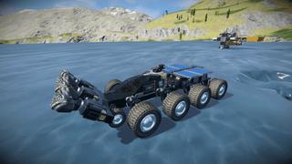 Blackforge Pionier-Rover Mina