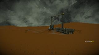 Rigid Mining Platform
