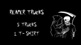 Reaper Trucks Friend Drop