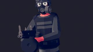 soldado tático dos EUA