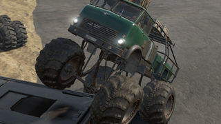 Trucks Max Pack Console