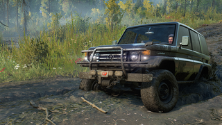 Toyota Land Cruiser 70 1984