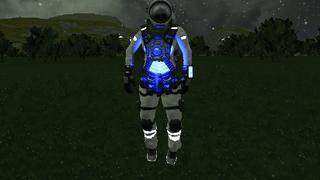 Galax Ion Jetpack Suit