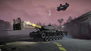 IS-2 Battle Tank