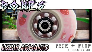"Bones ""Spilt Milk"" Lizzie Armanto pro wheels"